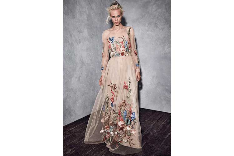 A Mysterious Deep Sea by Alberta Ferretti 28 03 17 5