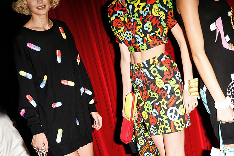 Moschino Capsule collection ss 17dic 7 5