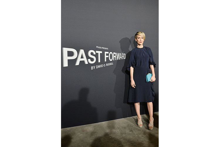 Prada presenta Past forward diretto da David O. Russell 19nov16 3