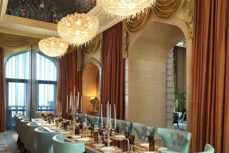 Atlantis The Palm Royal Bridge Suite Dining 5